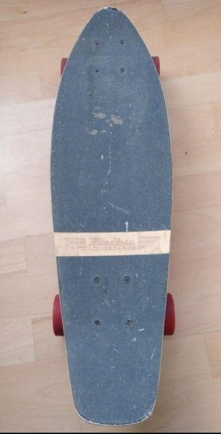 Cruiser mini longboard