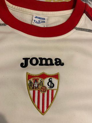 sudadera Sevilla C.F.