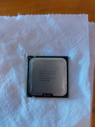 procesador Intel Core E8400 a 3.00ghz