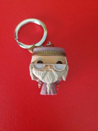 Pop! Llavero Harry Potter - Dumbledore