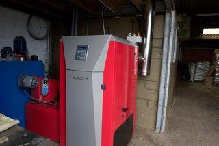 Calderas biomasa, hidroestufa y estufa pellet