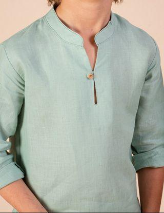 camisa de vestir boometi talla 6