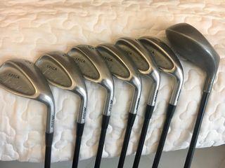 Palos golf marca Top Mizuno