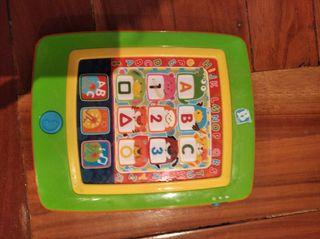 Tablet bebé