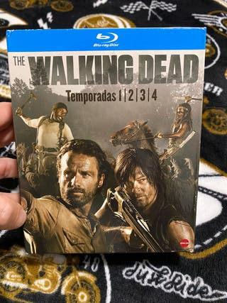 Temporadas 1/4 the Walking dead