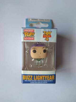 Llavero Pocket Pop Disney Buzz Lightyear