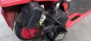 Patinete de gasolina Zenoah goped