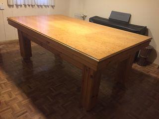 mesa de billar/mesa comedor