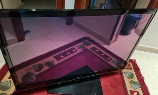 """Televisor LG 42"""" mod; 42PJ250"""