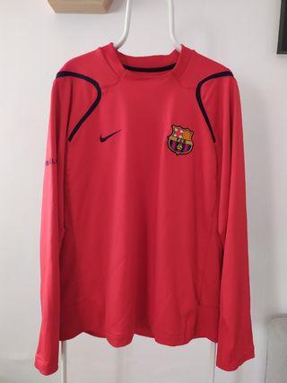 Sudadera Entrenamiento F.C. Barcelona Nike 2004