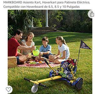 Kart hoverboard sin estrenar