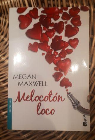 libro de megan maxwell