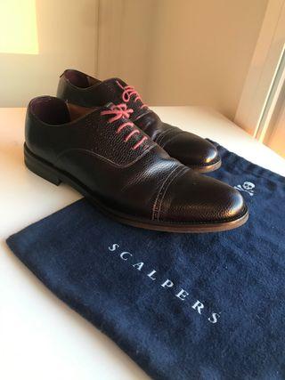 Zapatos Piel Scalpers