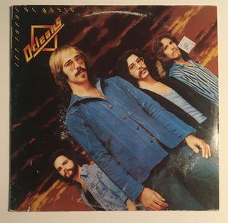 ORLEANS Southern Rock Disco Vinilo LP