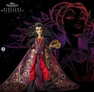 Reina Malvada Disney Edicion Limitada Masquerade