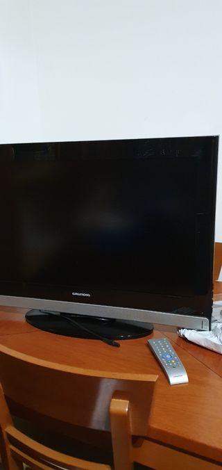 tv de 32pulgadas grunding con smart box xiaomi