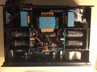 Amplificador HIFI a vàlvulas AMC CVT3030