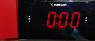 Radio Despertador Sunstech