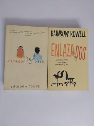 Set de libros de Rainbow Rowell