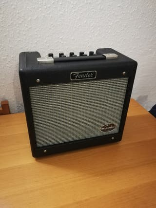 Amplificador de guitarra Fender G-Dec Junior