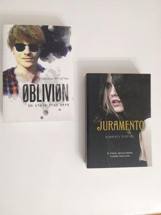 Oblivion y El Juramento