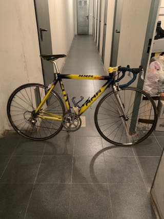 Bicicleta MMR de carretera + juego de ruedas