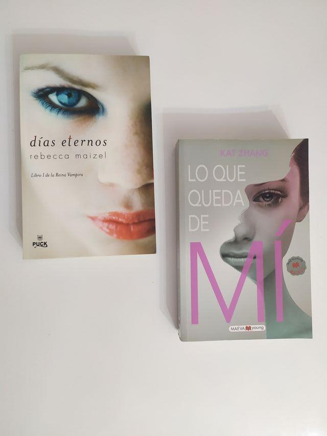 Lote de dos libros