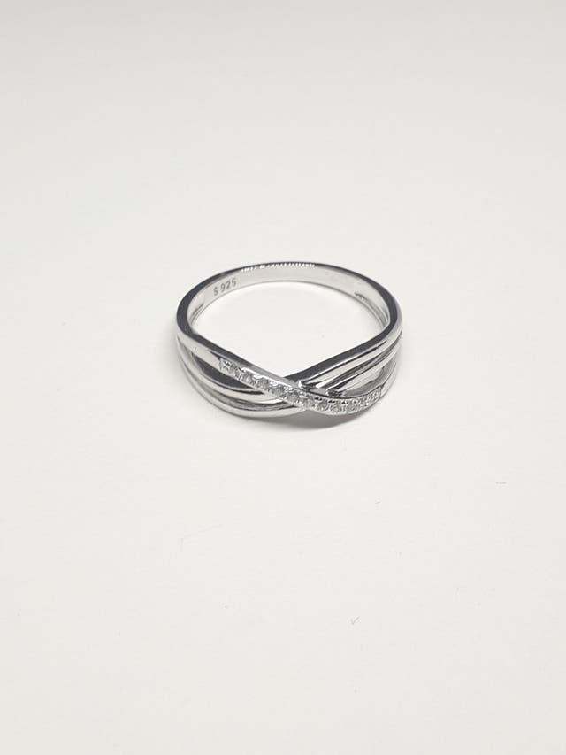 Jewelrypalace Infinity Rings 925S.S for Women