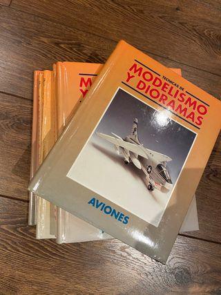 Enciclopedia modelismo y dioramas