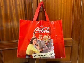 Bolsa Coca Cola Gran capacidad