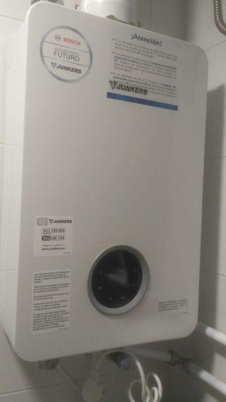 calentador butano 15 litros