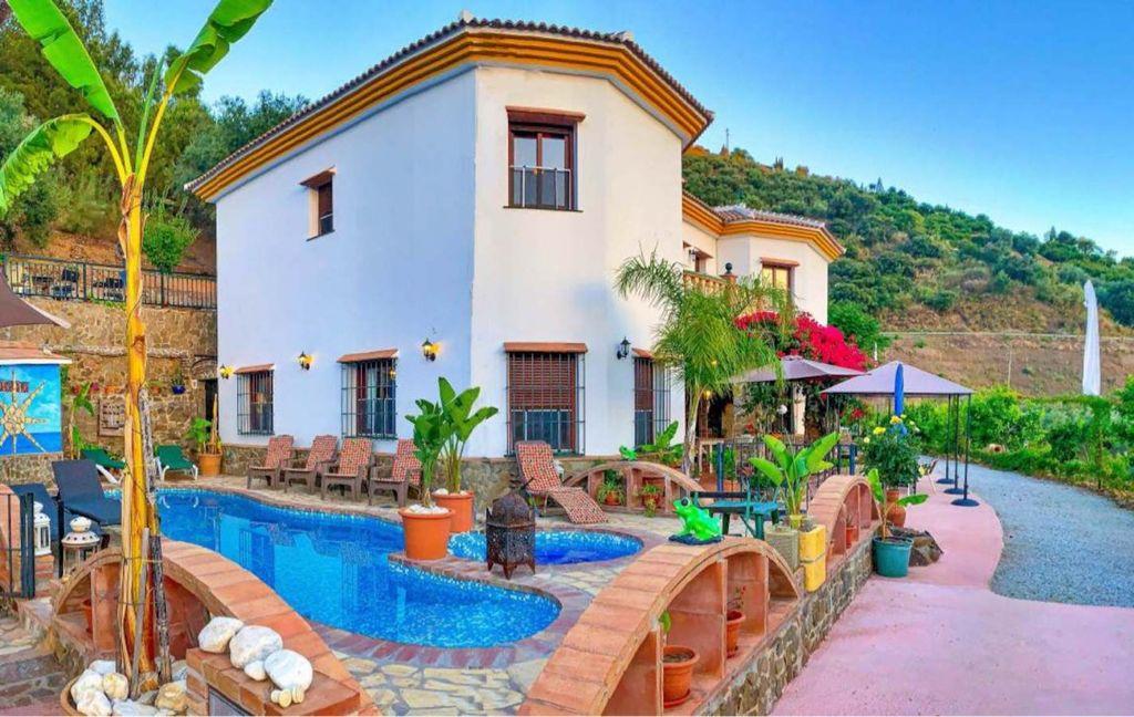Casa en alquiler (Sayalonga, Málaga)