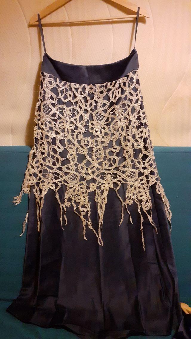 vestido de fiesta elegante