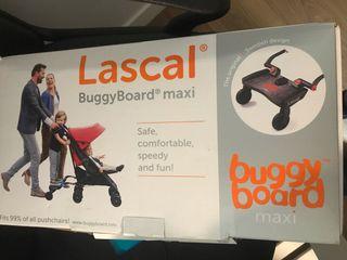 Patinete Lascal Buggyboard maxi