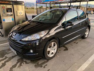 Peugeot 207 1.6 vti 120 cv 2011