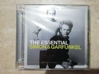 doble Cd de Simon & Garfunkel (nuevo)