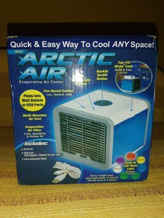 Nuevo pequeño aire acondicionado Artic Air