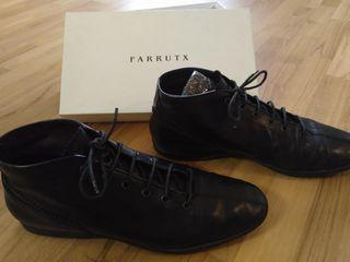 zapatos abotinados Farrutx