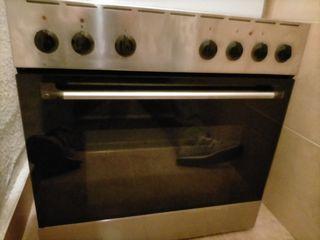 Vitro y horno eléctricos