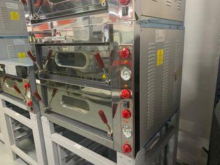 horno eléctrico italiano para pizza