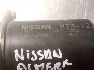 Motor limpia delantero Nissan Almera año 2000