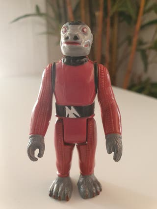 Figura Snaggletooth Star Wars vintage