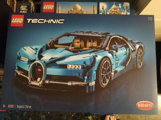 Lego Technic 42083 Bugatti Chiron - Nuevo