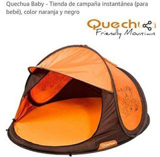 Tienda quechua 2'' baby