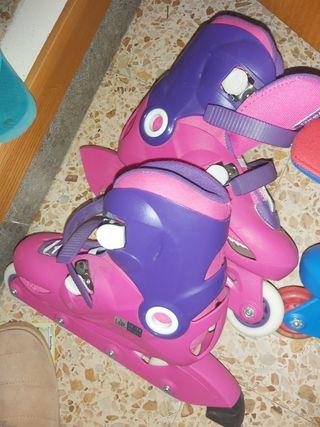 patines en linea Nuevos