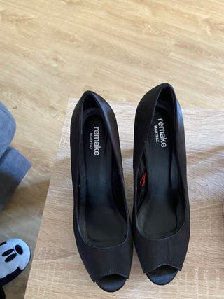 Zapatos mujer tacon n. 41