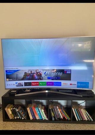SAMSUNG TV 65' UHD HDR Curvo