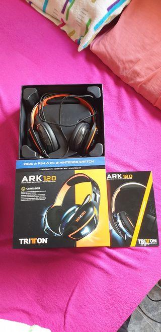 Auriculares Tritton Ark 120 Nuevos