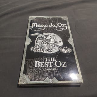 mago de oz, the best oz, 1988 2006