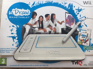 Juego Wii: Pack uDraw